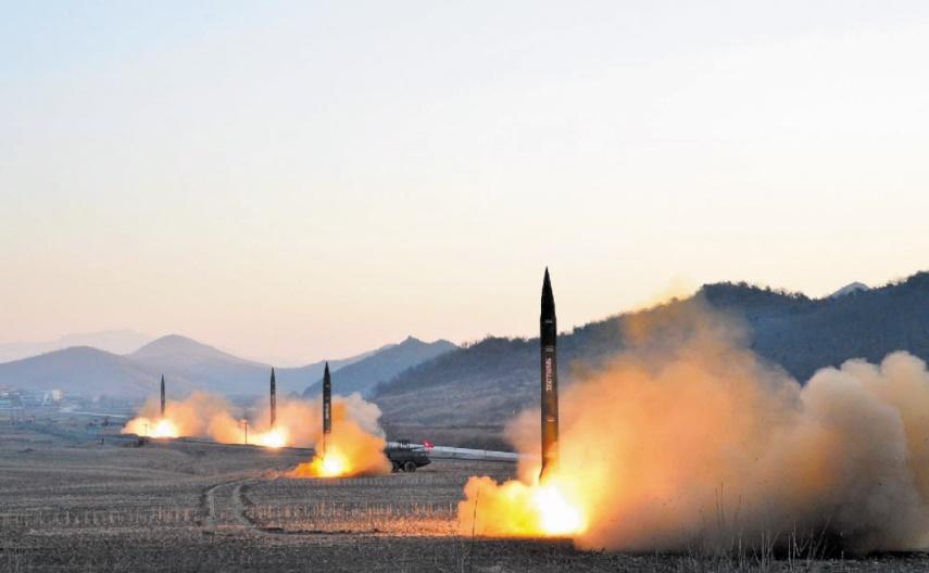 La péninsule coréenne au bord de la guerre