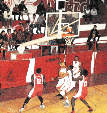 La course aux points bat son plein au championnat national de basketball