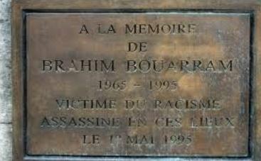 Des responsables français rendent hommage à la mémoire de Brahim Bouarram