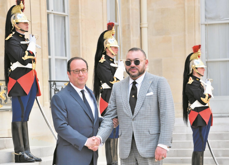 La France salue officiellement l'adoption à  l'unanimité de la résolution 2351 sur le Sahara