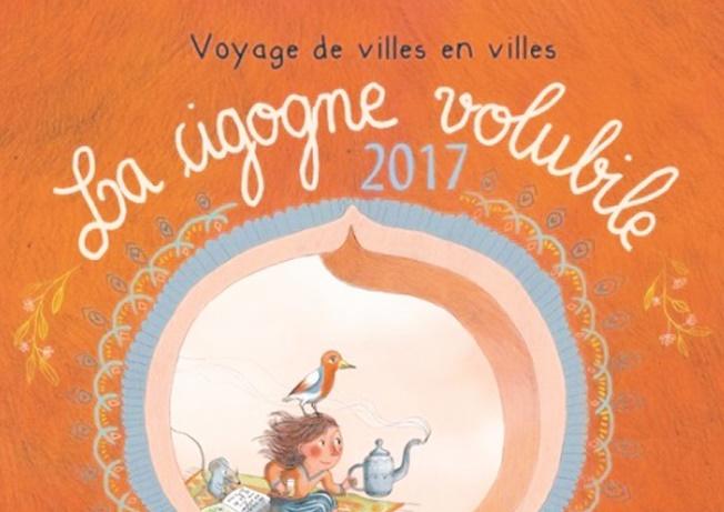"""""""La Cigogne Volubile"""" ou le printemps des livres jeunesse"""