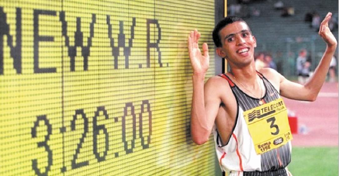 Hicham El Guerrouj sera-t-il dépossédé de ses cinq records du monde ?