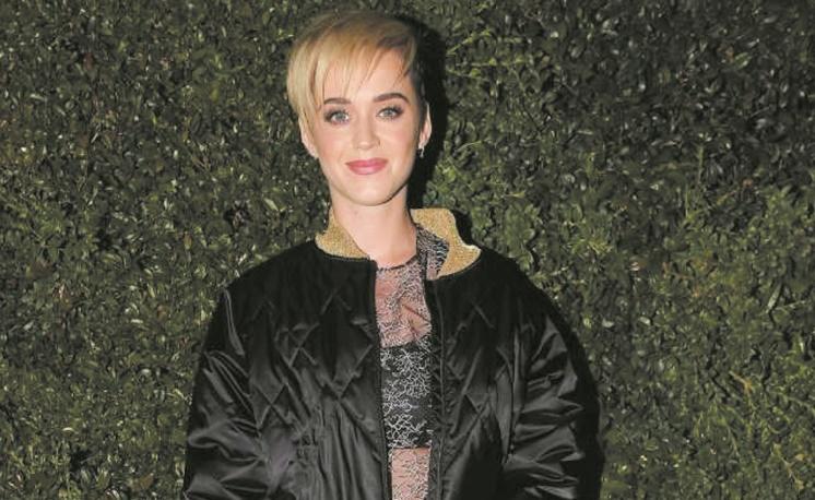 Katy Perry : Un drôle d'humour