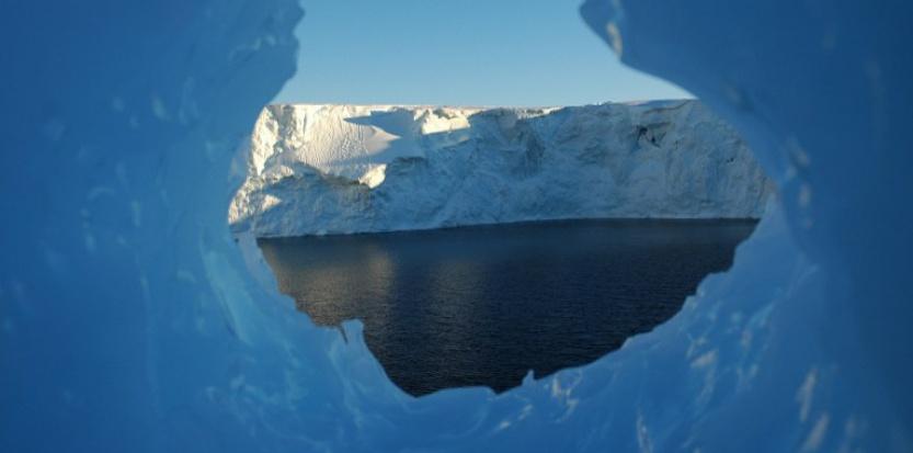 Les glaciers dans le sud de l'Antarctique restent stables