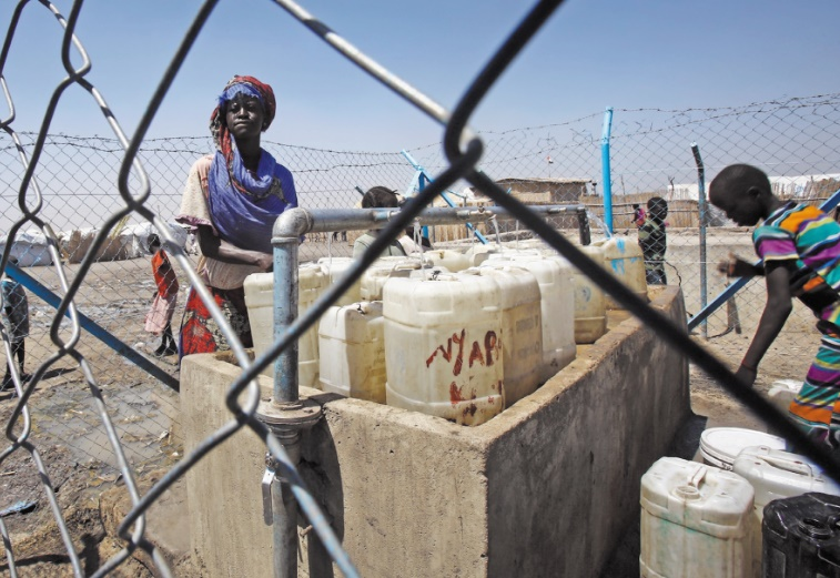 Plus d'un million d'enfants sud-soudanais réfugiés dans les pays voisins