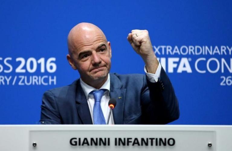 Congrès de la Fifa : Infantino aspire à asseoir son pouvoir
