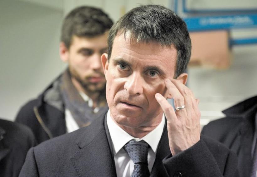 Valls ne sait plus sur quel pied valser