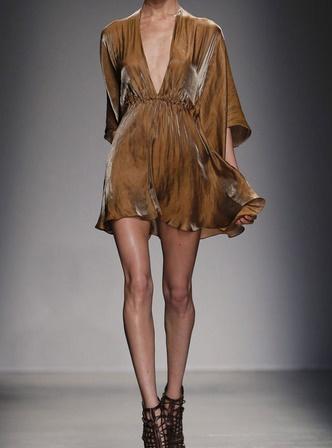 Les mannequins trop maigres bientôt passés de mode