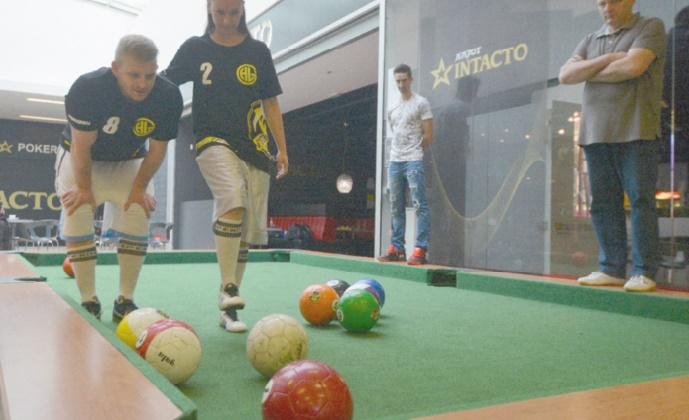 Une première ligue de foot-billard lancée en République tchèque