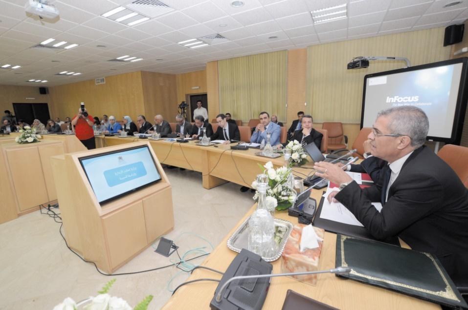 La réforme de l'administration au menu du Conseil de gouvernement