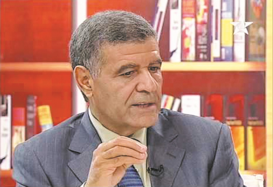 Mohamed Aniba Al Hamri : Hymnes à la tristesse