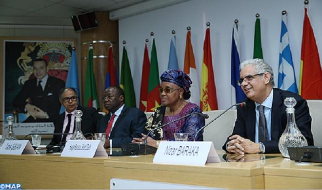 Plaidoirie à Rabat pour l'institutionnalisation du dialogue social