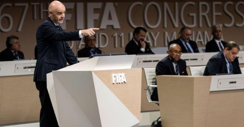 Infantino: La nouvelle Fifa est une démocratie, pas une dictature