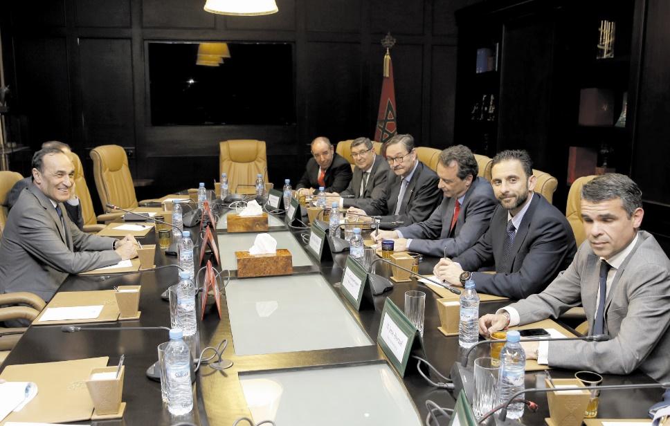 Vers le renforcement des relations économiques maroco-espagnoles