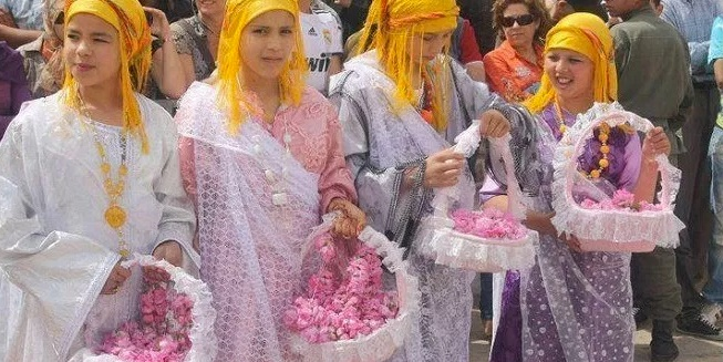 Coup d'envoi du Festival de la rose à Kelâat Mgouna