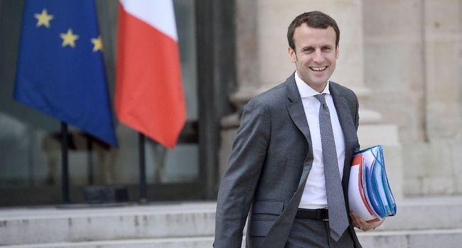 L'ascension éclair du plus  jeune président français