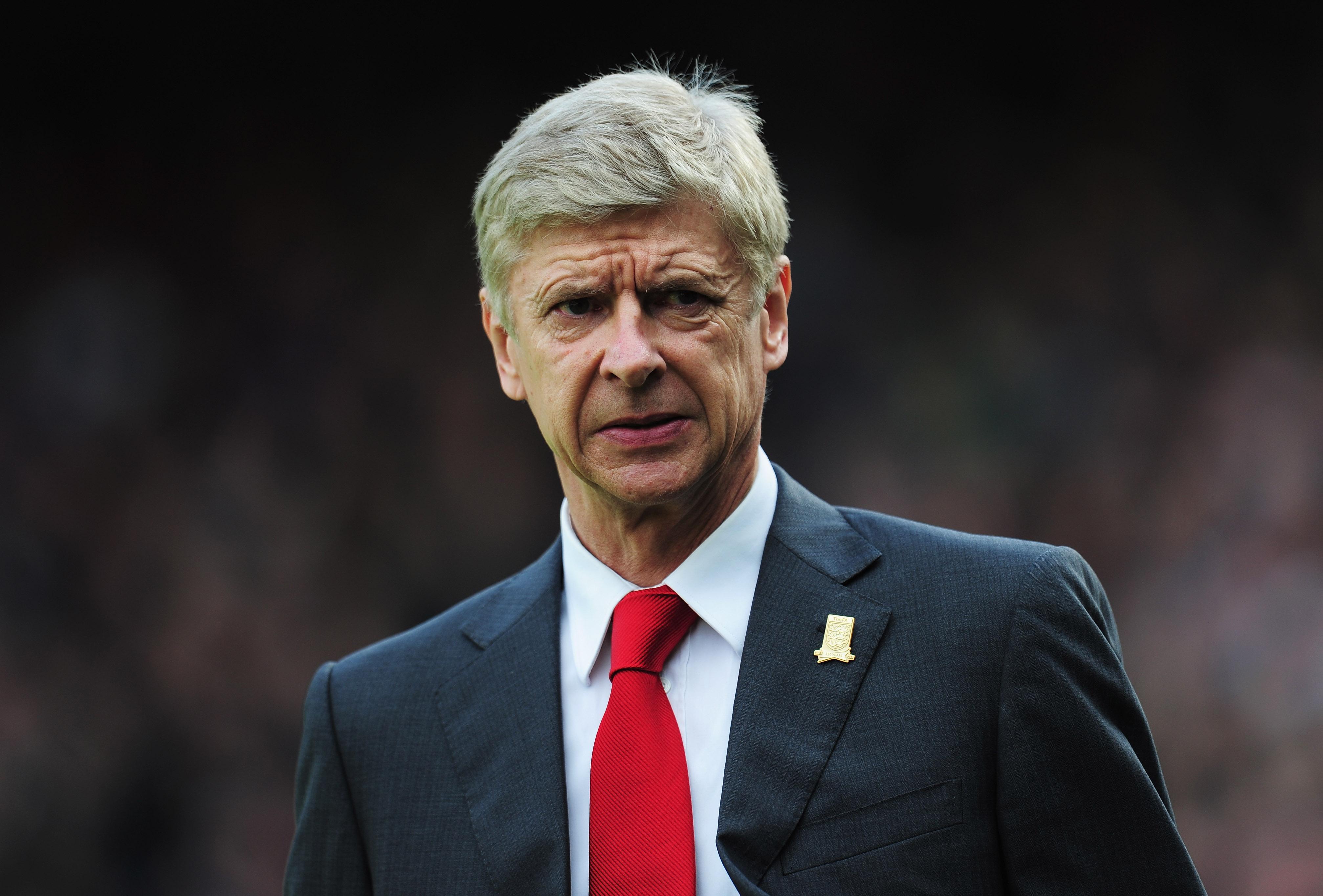 Wenger: Je suis payé pour faire un travail pour un club que j'aime
