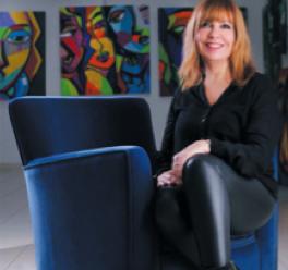 L'univers de Nadia Chellaoui débarque au Centre culturel de l'Agdal