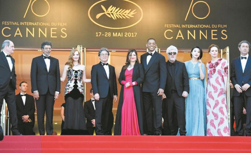 Les bâtisseurs du Festival de Cannes célébrés parmi les stars