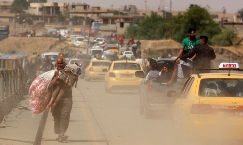 L'ONU prévoit 200.000 réfugiés supplémentaires fuyant Mossoul