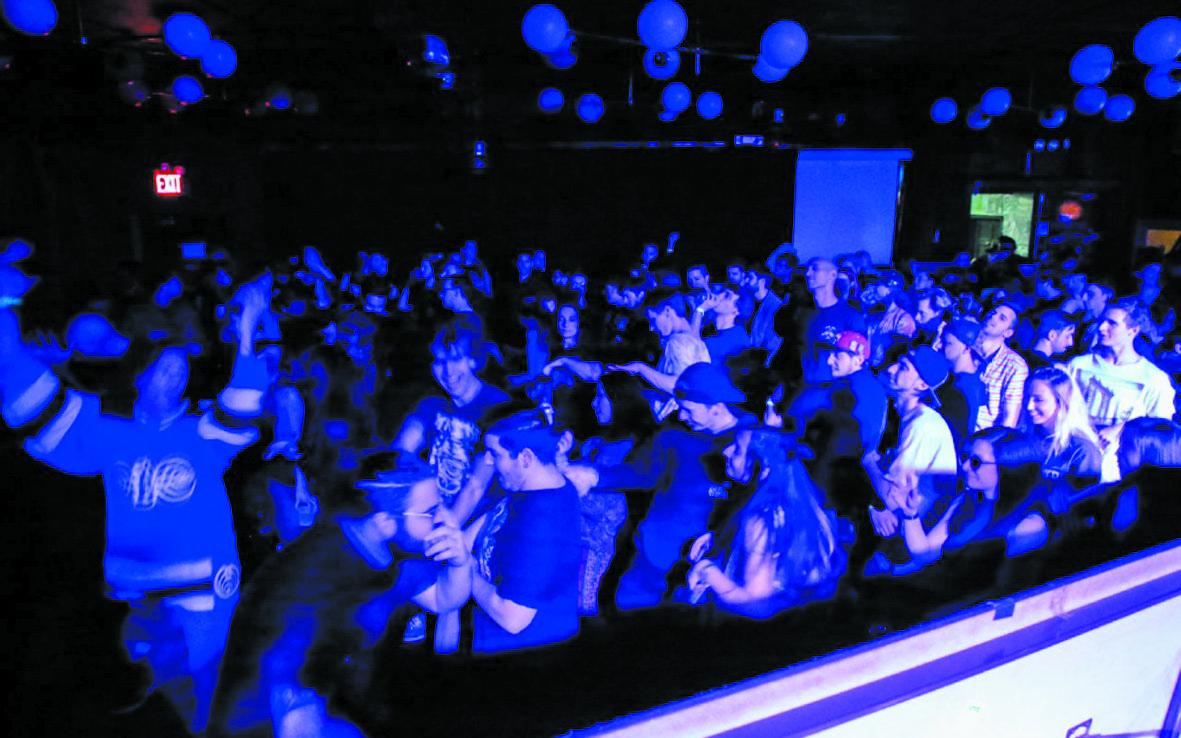 New York expérimente les concerts dans le noir
