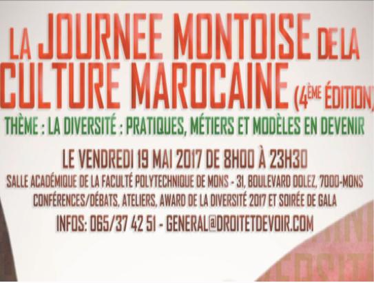 Journée de la culture marocaine à Mons