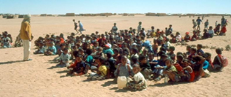 Les camps de Tindouf au bord de la famine