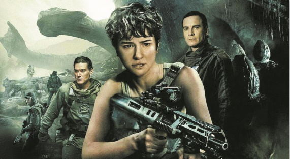 """Alien : Covenant"" en tête du box-office"