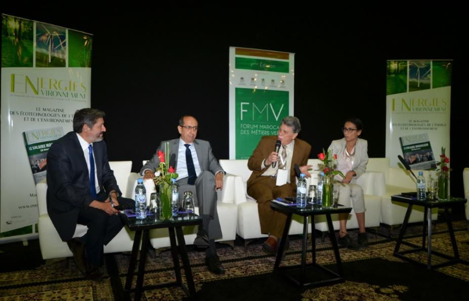 Succès de la seconde édition du Forum marocain des métiers verts