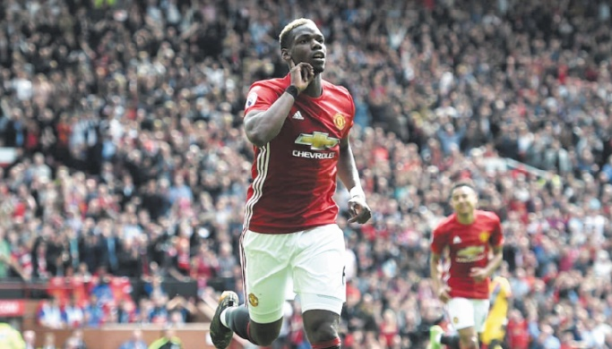 Pogba, rayonner pour honorer une ville meurtrie