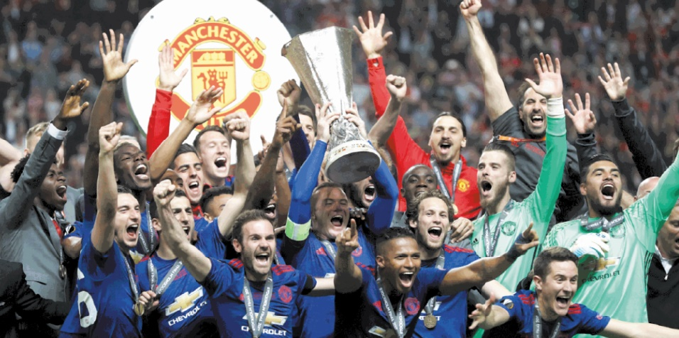 Manchester United a tout gagné