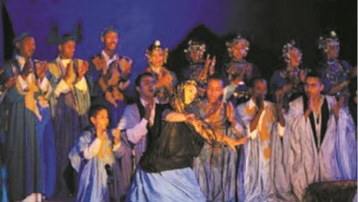 Chants et danses sahraouis émerveillent le public en Irlande
