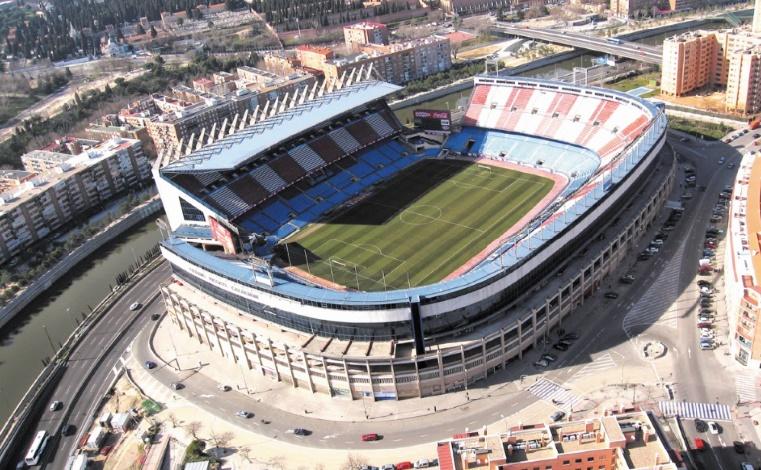 Tristesse et espoirs face à la fermeture du stade Vicente-Calderon