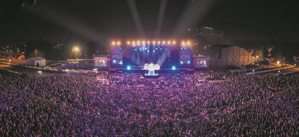 Mawazine a attiré plus de 2,4 millions de festivaliers dont 480.000 pour la seule soirée de clôture