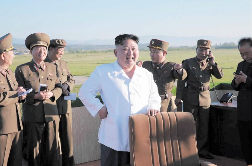 Nouveau tir de missile nord-coréen