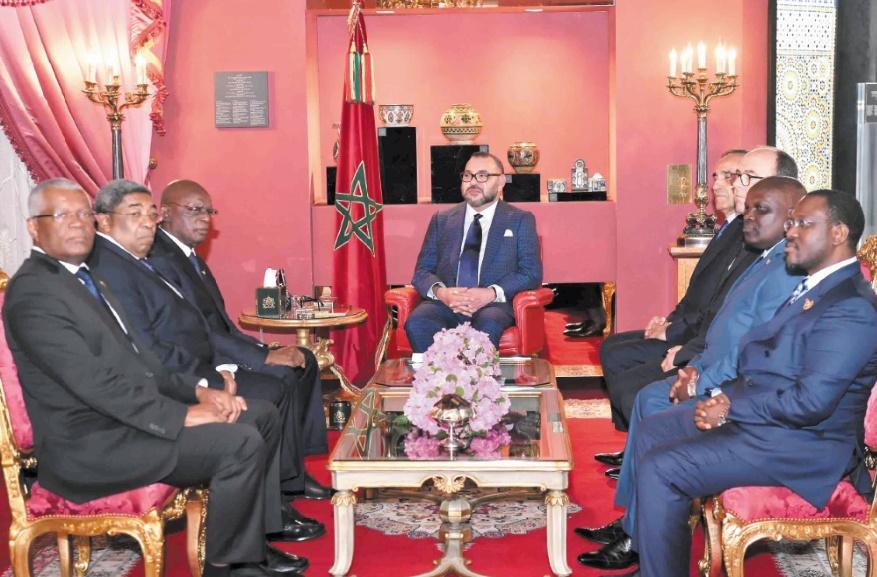 S.M le Roi inaugure un Centre d'accueil des malades atteints d'Alzheimer à Rabat
