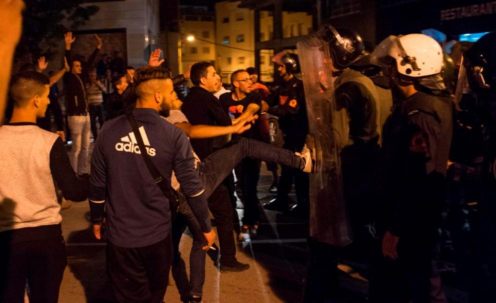 Fin de cavale pour Zefzafi :  Arrêté à Al Hoceima pour entrave à la liberté de culte entre autres chefs d'inculpation