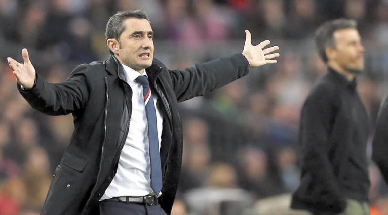 """Valverde au Barça : La """"Fourmi"""" à l'ouvrage pour rebâtir"""