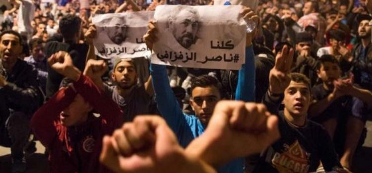 Nouvelles manifestations à Al-Hoceima