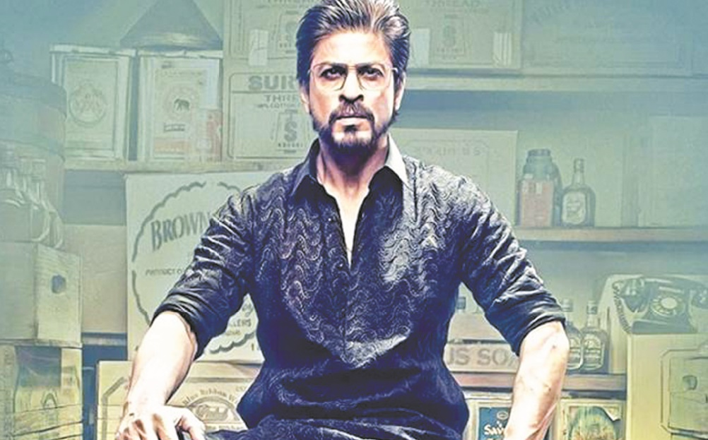 Shah Rukh Khan incarne le gangster le plus puissant de l'Inde