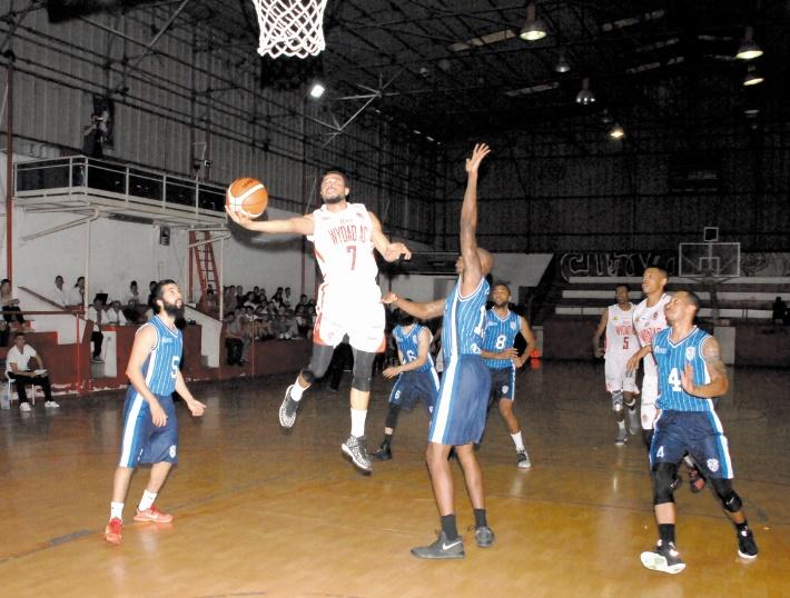L'ASS et le MAS en finale du championnat de basketball