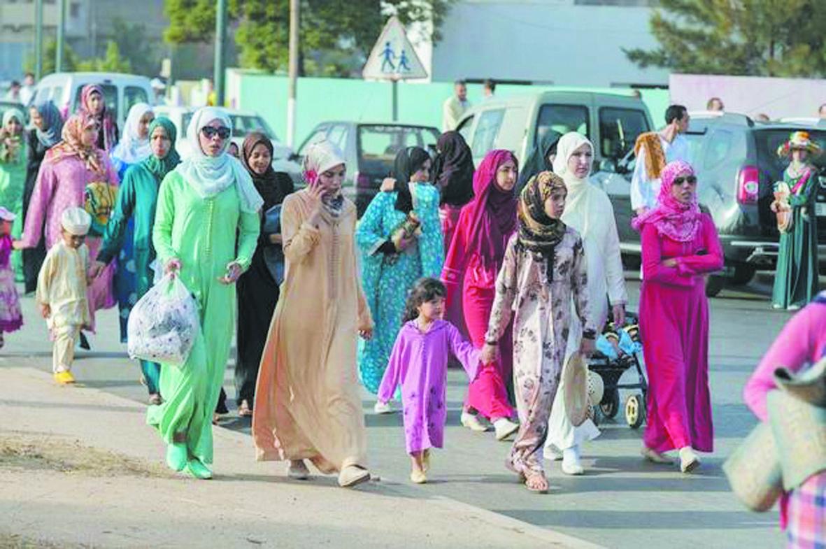 Comportement vestimentaire au mois de Ramadan