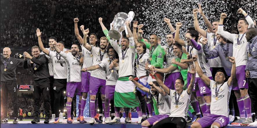 Real Madrid, monarchie absolue