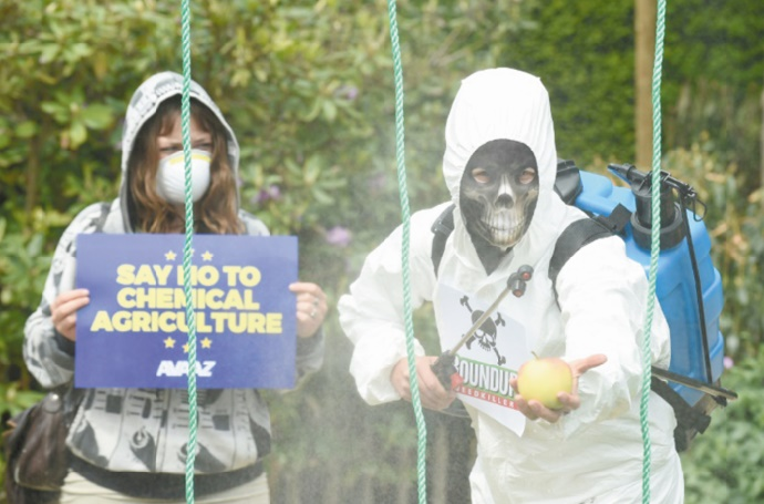 Les opposants au glyphosate revigorés par une étude scientifique