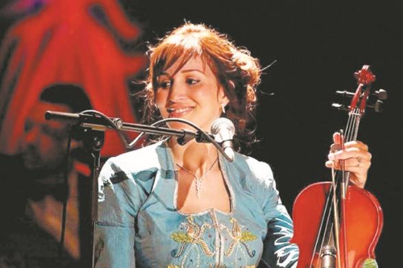 Lamia Ait Amara enchante le public du 7ème Malhouniyat d'Azemmour