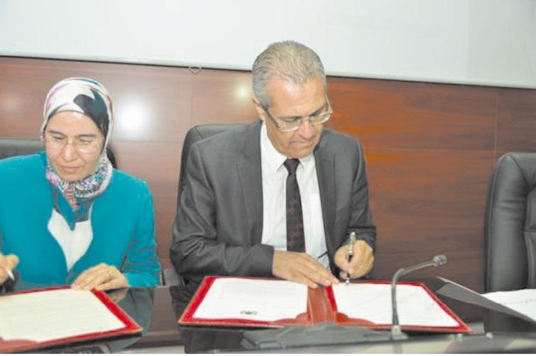 Pour une administration écologiquement responsable : Mohamed Ben Abdelkader et Nezha El Ouafi en première ligne