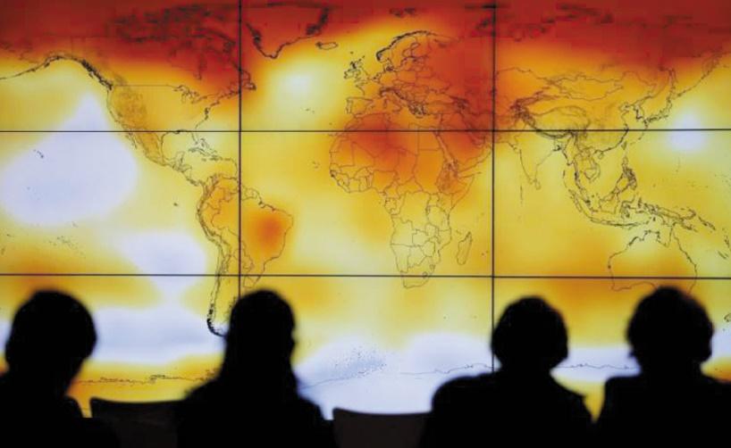Des signes toujours plus alarmants sur le dérèglement du climat