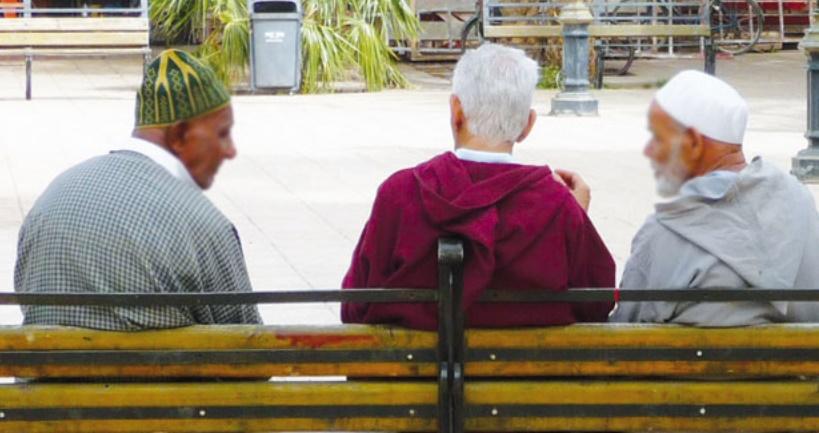 """L'Association """"Amal"""", un espoir pour les personnes âgées"""