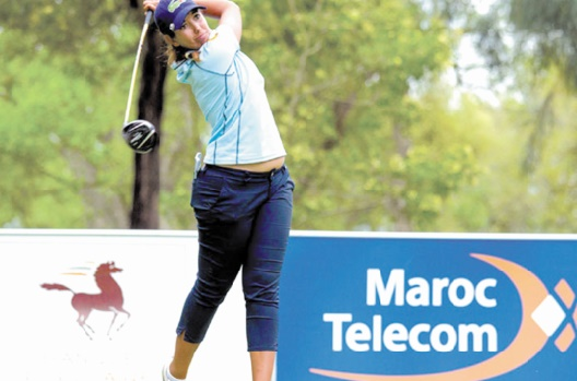 Haddioui s'illustre au Jabra Ladies Open