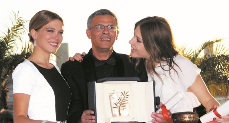 Pour terminer son nouveau film, Kechiche va vendre sa palme d'or aux enchères